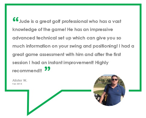 jude read golf review